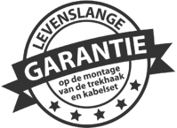 Trekhaakcentrum - Levenslange garantie trekhaakmontage